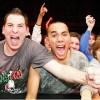 SmackDown Fans in Frankfurt